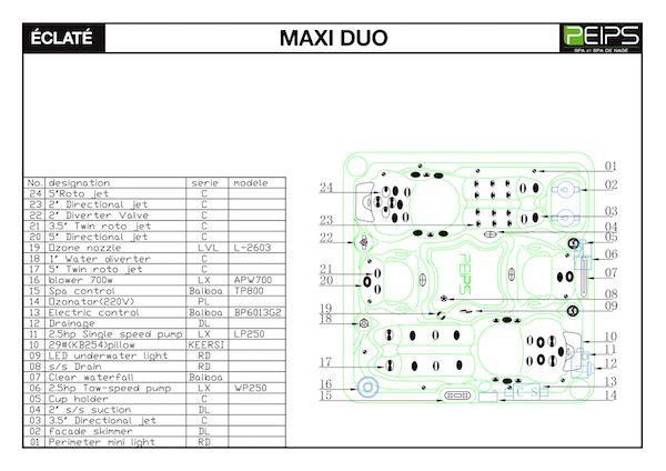 SPA-PEIPS-LYON-emplacements-et-liste-jets-et-leds-MAXI-DUO-600