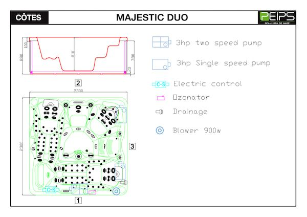SPA-PEIPS-dimensions-MAJESTIC-DUO