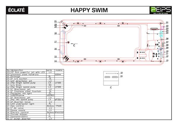 SPA-de-nage-PEIPS-HAPPY-SWIM-jets-et-leds-600