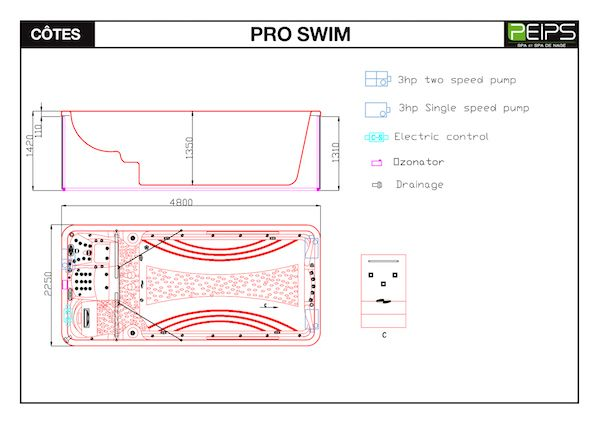 SPA-de-nage-PEIPS-dimensions-PRO-SWIM